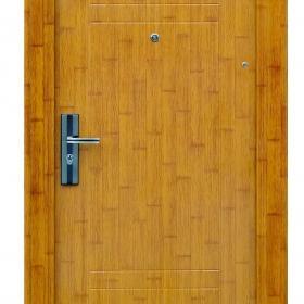 Ocelové dveře FX-S003  vchodové ocelové dveře,stavební otvor 205x96cm a stavební otvor 205x86cm