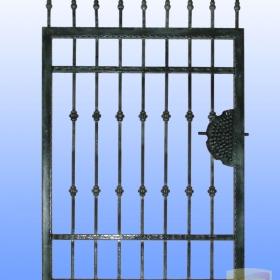 Branky Kovaná branka JaP 041 rozměr 100x160cm