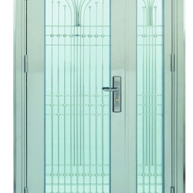 Nerezové dveře FCB-2101