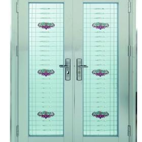 Nerezové dveře FCB-3104