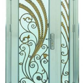 Nerezové dveře FCB-6101