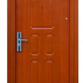 Ocelové dveře FX-S015 vchodové ocelové dveře,stavební otvor 205x96cm a stavební otvor 205x86cm