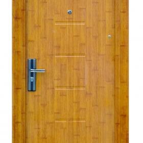 Ocelové dveře FX-S017 vchodové ocelové dveře,stavební otvor 205x96cm a stavební otvor 205x86cm