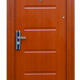 Ocelové dveře FX-S060 vchodové ocelové dveřestavební otvor 205x96cm a stavební otvor 205x86cm