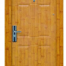 Ocelové dveře FX-S068 vchodové ocelové dveře,stavební otvor 205x96cm a stavební otvor 205x86cm