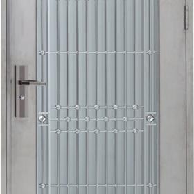 Nerezové dveře PP-G-35