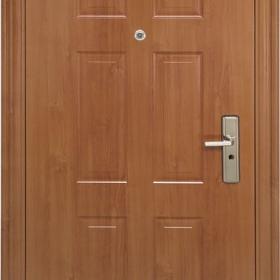 Ocelové dveře PP1D101V31vchodové ocelové dveře,stavební otvor 205x96cm