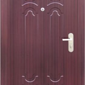 Ocelové dveře PP1D108Q51vchodové ocelové dveře,stavební otvor 205x96cm