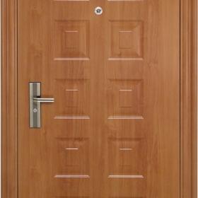 Ocelové dveře PP1D109C0921 ZF12 vchodové ocelové dveře,stavební otvor 205x96cm