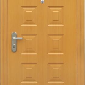 Ocelové dveře PP1D109P51vchodové  ocelové dveře,stavební otvor 205x96cm