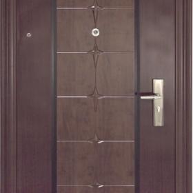 Ocelové dveře PP1D114Z31vchodové ocelové dveře,stavební otvor 205x96cm