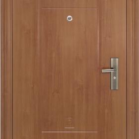 Ocelové dveře PP1D116Z31 ZF12 vchodové ocelové dveře,stavební otvor 205x96cm