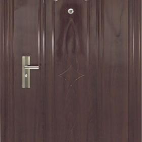 Ocelové dveře PP1D117Z31vchodové  ocelové dveře,stavební otvor 205x96cm