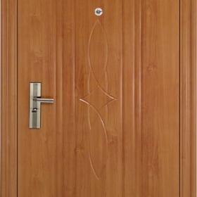 Ocelové dveře PP1D117Z31 ZF12 vchodové ocelové dveře,stavební otvor 205x96cm