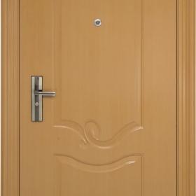 Ocelové dveře PP1D120Z31 ZF13 vchodové ocelové dveře,stavební otvor 205x96cm