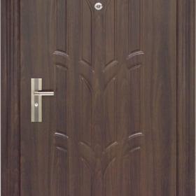 Ocelové dveře PP1D122Z31vchodové ocelové dveře,stavební otvor 205x96cm