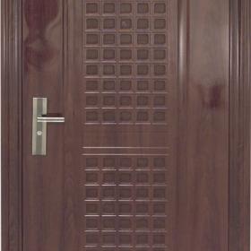 Ocelové dveře PP1Z502Z31vchodové ocelové dveře,stavební otvor 205x96cm