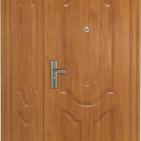 Ocelové dveře PP2D202Z31 ZF8 vchodové ocelové dveře,stavební otvor 205x120cm